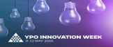 YPO Innovation Week - 9-13 May 2016