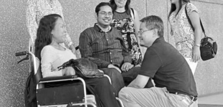 23- A SHOT AT EQUALITY FOR PERSONS WITH DISABILITIES IN THE CORPORATE WORLD