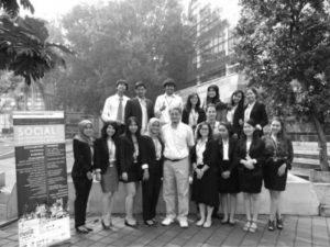 AIESEC UNIVERSITAS INDONESIA, SOCIAL ENTREPRENEURSHIP FEB 2012 – JAKARTA