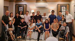 Genashtim's staff in The Philippines