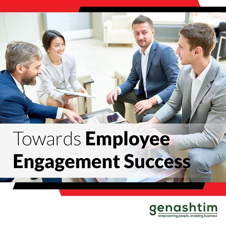 Towards Employee Engagment Success