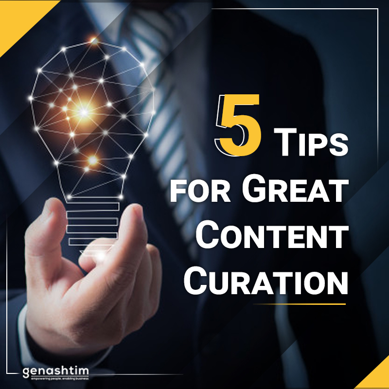 5 Tips for Great Content Curation